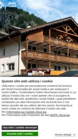 Vorschau der mobilen Webseite www.albolina.it, Hotel Albolina