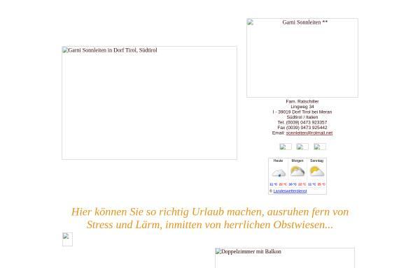 Vorschau von www.rolbox.it, Garni Sonnleiten