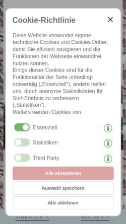 Vorschau der mobilen Webseite www.hotel-tirolerhof.it, Hotel Tirolerhof