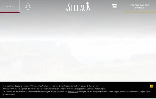 Vorschau von www.hotelseelaus.it, Hotel Seel Aus