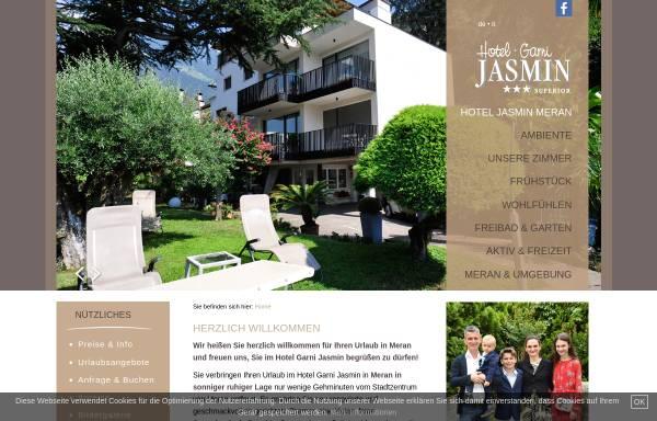 Vorschau von www.hotel-jasmin.com, Hotel Jasmin