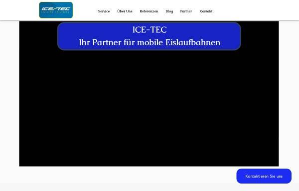 Vorschau von www.ice-tec.eu, Ice-Tec GmbH