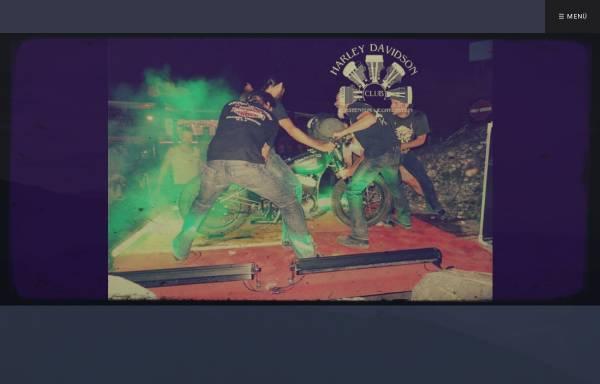 Vorschau von www.hdcfl.li, HDCFL - Harley Davidson Club Fürstentum Liechtenstein