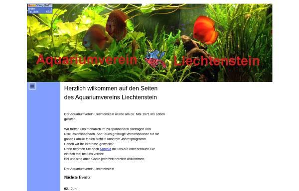 Vorschau von www.aquariumverein.li, Aquariumverein Liechtenstein