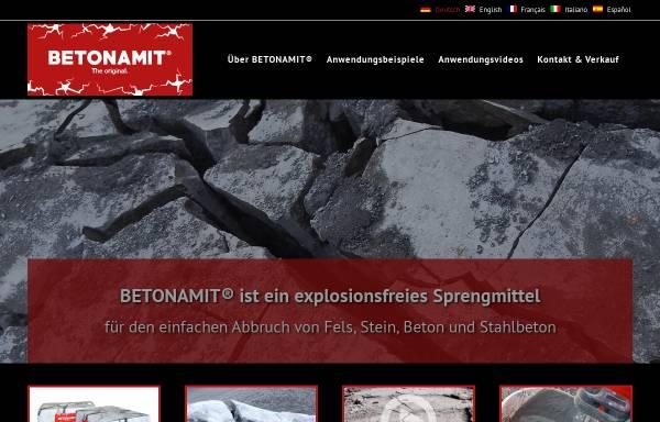 Vorschau von www.betonamit.com, Kubatec BMT AG