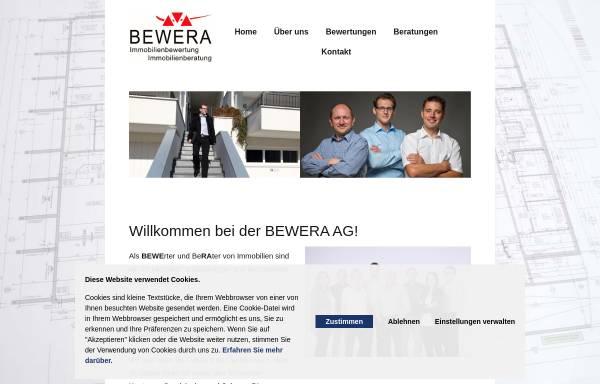 Vorschau von www.bewera.com, Bewera AG