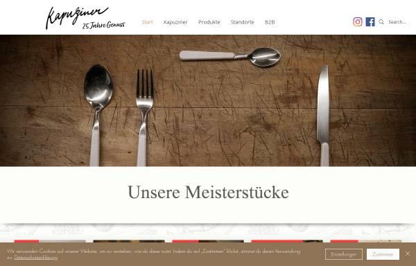 Vorschau von www.kapuziner.li, Kindle Gschwend AG
