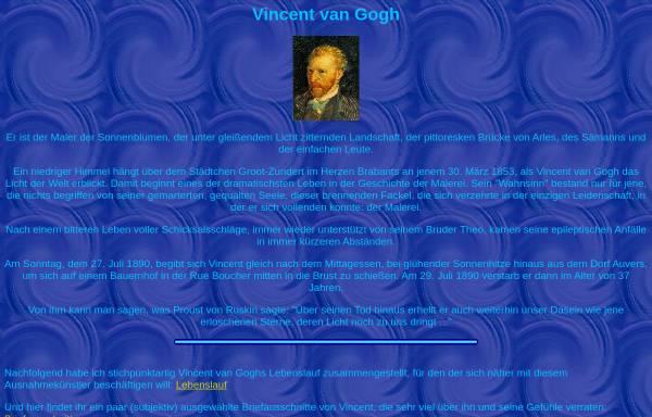 vorschau von wwwejahnde vincent van gogh - Van Gogh Lebenslauf