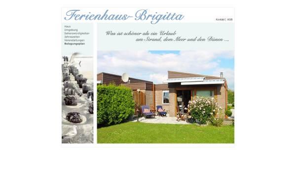 Vorschau von www.ferienhaus-brigitta.de, Ferienhaus Brigitta