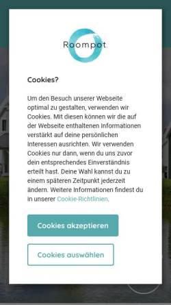 Vorschau der mobilen Webseite www.ferienparkaquadelta.de, FerienPark Aquadelta