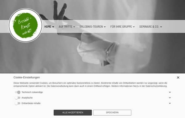 Vorschau von www.maerchenklang.de, Busam, Xenia - Märchenklang