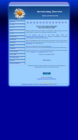 Vorschau der mobilen Webseite www.mentaltraining-eich.at, Mentaltraining Eich