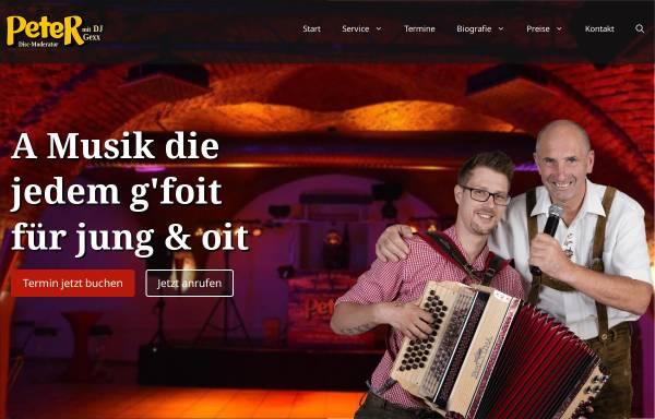 Vorschau von www.mobile-discothek.at, Peter Rebhan e.U.