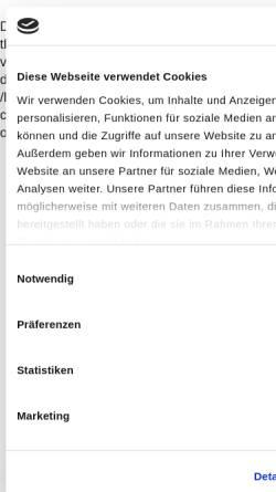 Vorschau der mobilen Webseite www.gelo.at, Gelo Systems