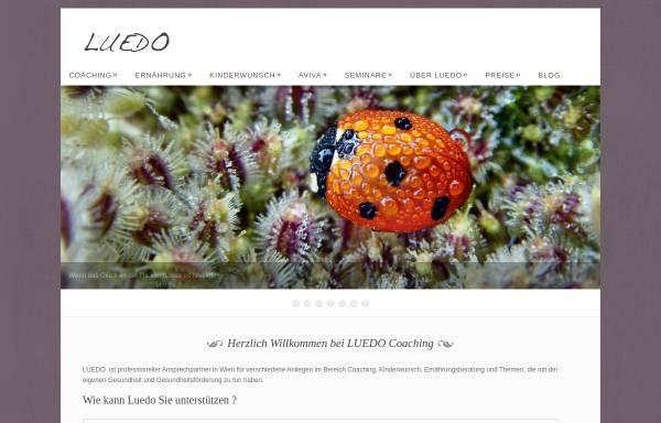 Vorschau von www.luedo.at, Luedo Coaching