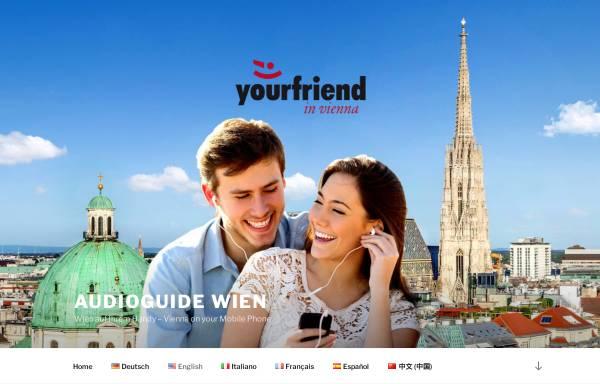 Vorschau von www.your-friend.info, Your Friend