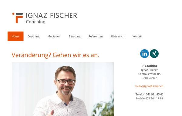 Vorschau von www.ifservices.ch, IF Services GmbH