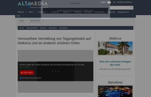 Vorschau von www.hotels-und-mallorca.de, Hotels und Mallorca