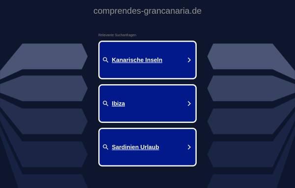 Vorschau von www.comprendes-grancanaria.de, Comprendes