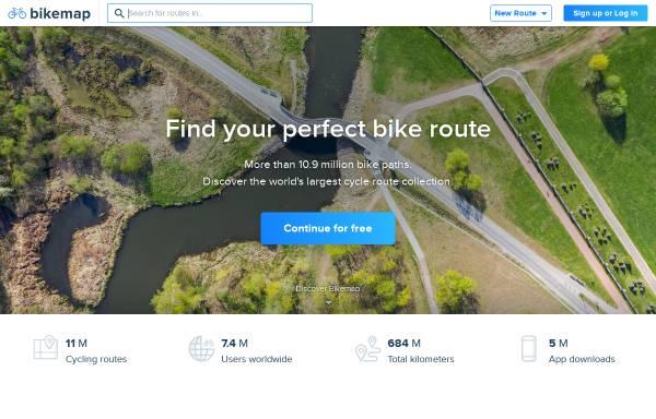 Vorschau von www.runmap.net, Runmap - Gran Canaria