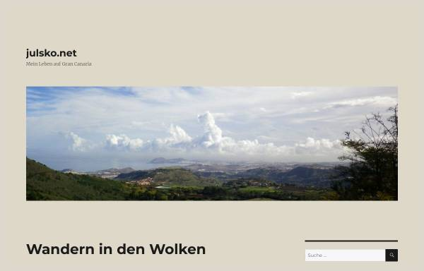 Vorschau von julsko.net, Gran Canaria Informationen