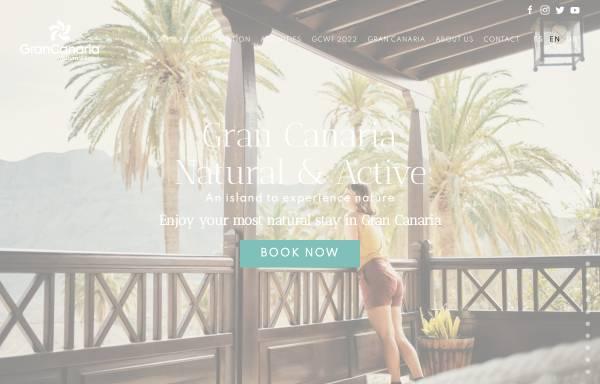 Vorschau von www.grancanarianaturalandactive.com, Gran Canaria Natural & Active