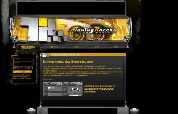 Vorschau von www.tuningracers.de, TuningRacers