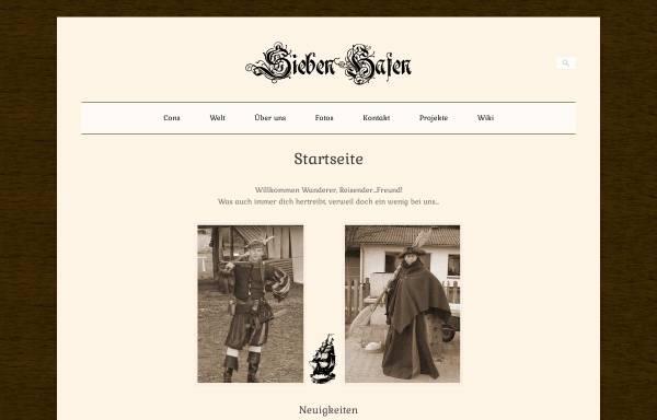 Vorschau von www.siebenhafen.de, Sieben Hafen