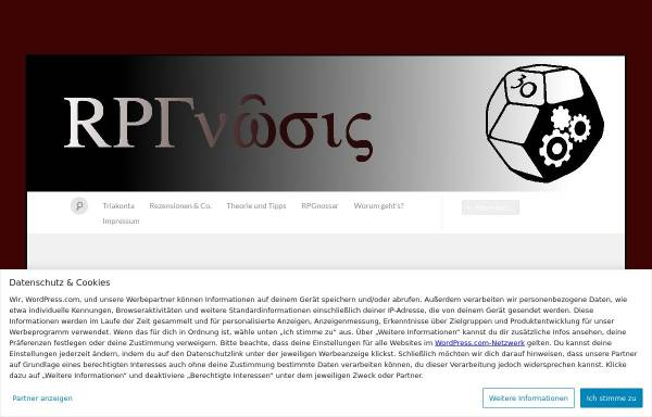 Vorschau von rpgnosis.wordpress.com, RPGnosis