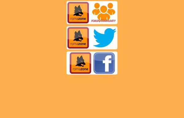 Vorschau von www.romazone.org, Romazone