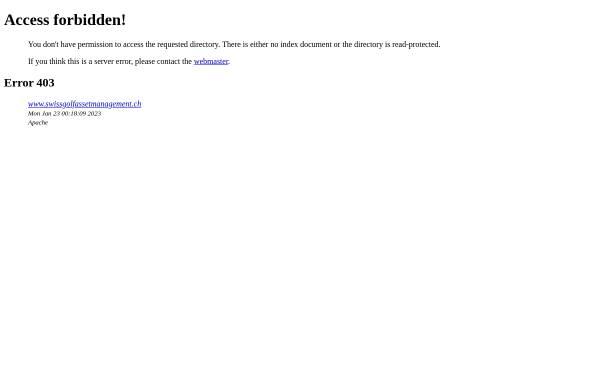 Vorschau von www.swissgolfassetmanagement.ch, Swiss Golf Asset Management