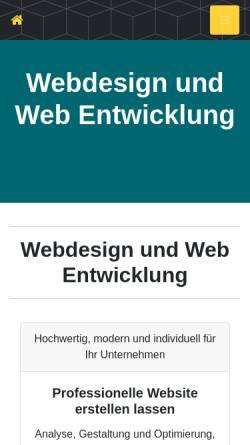 Vorschau der mobilen Webseite www.seot.de, EDV und Internet Konzepte Ludwig Dorigo