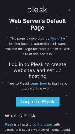 Vorschau der mobilen Webseite www.otc-blauweiss.de, OTC - Oelder Tennisclub Blau-Weiß e.V.