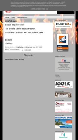 Vorschau der mobilen Webseite fvhoras-tischtennis.blogspot.de, FV 1910 Fulda-Horas e.V. Tischtennisabteilung
