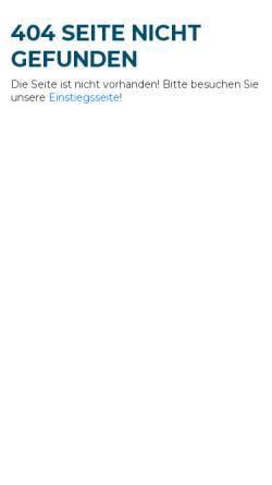 Vorschau der mobilen Webseite www.asv-dachau.de, ASV Dachau