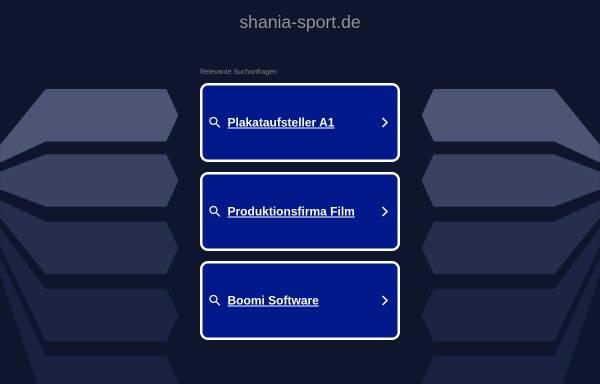Vorschau von shania-sport.de, SV Shania Rostock e.V. - Rehasport für psychisch Kranke in Rostock