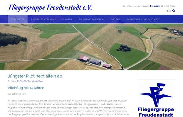 Vorschau von www.fg-freudenstadt.de, FG Freudenstadt