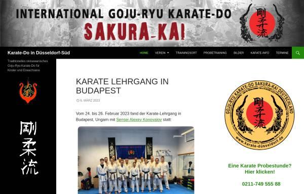 Vorschau von xn--dsseldorf-karate-jzb.de, Okinawa Goju-Ryu Karate-Do Sakura-Kai Düsseldorf