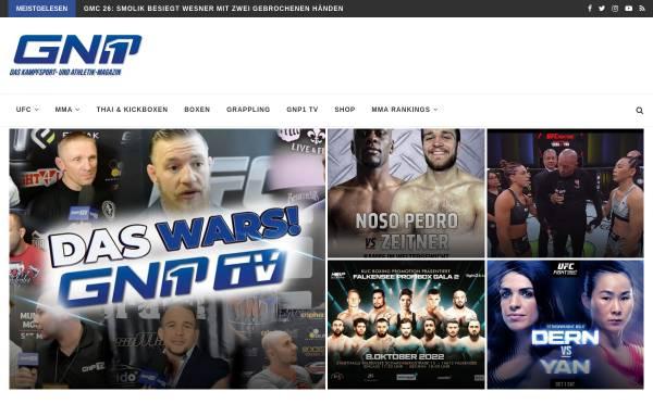 Vorschau von www.gnp1.de, GNP1