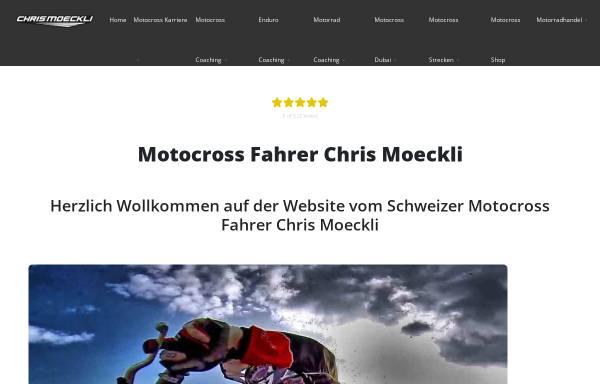 Vorschau von www.chrismoeckli.com, Chris Moeckli