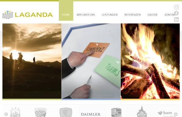 Vorschau von www.laganda.de, Laganda GmbH
