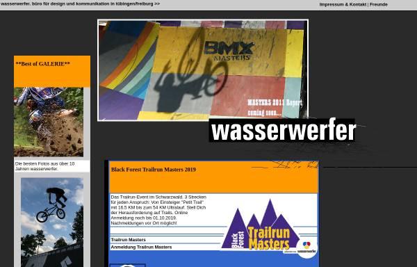 Vorschau von www.wasserwerfer-magazin.de, Wasserwerfer Magazin