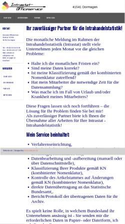 Vorschau der mobilen Webseite www.zollagentur.net, Zollagentur Schütz - Dietmar Schütz