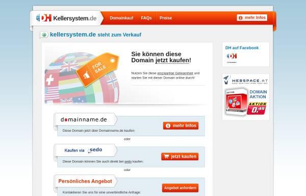 Vorschau von www.kellersystem.de, Jacobsen KellerSystem - Inh. Dipl. Ing. Falk-Dieter Jacobsen