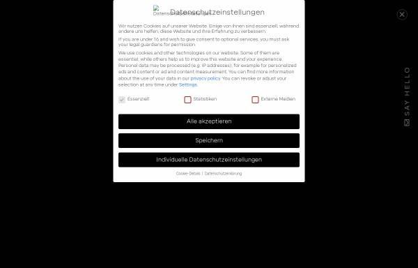 Vorschau von www.tenbrink-ladeneinrichtung.de, Tenbrink Ladeneinrichtungen GmbH