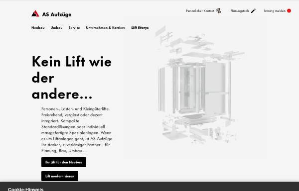 Vorschau von www.gta.ch, GTA Solutions AG