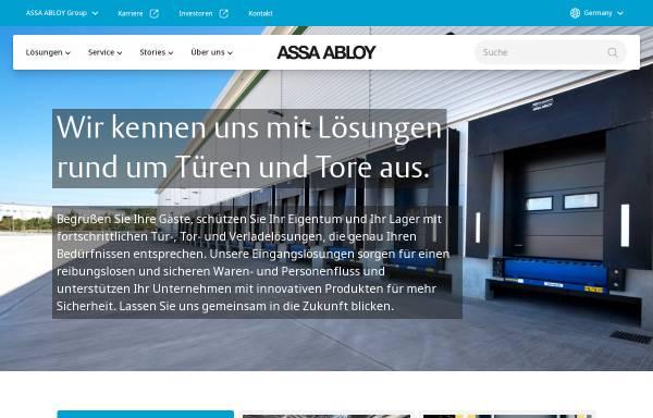 Vorschau von www.besam.de, Besam GmbH