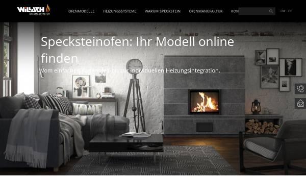 Vorschau von www.speckstein.de, Willach KG