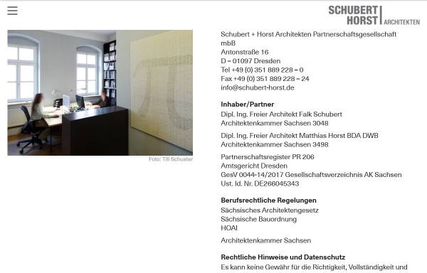Architekten Dresden schubert horst architekten partnerschaft bda in dresden