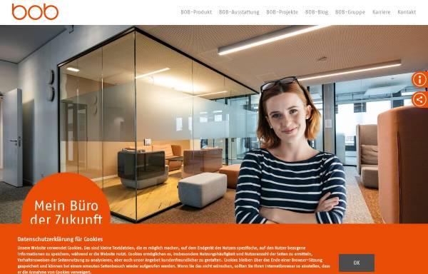 Vorschau von www.bob-ag.de, BOB AG